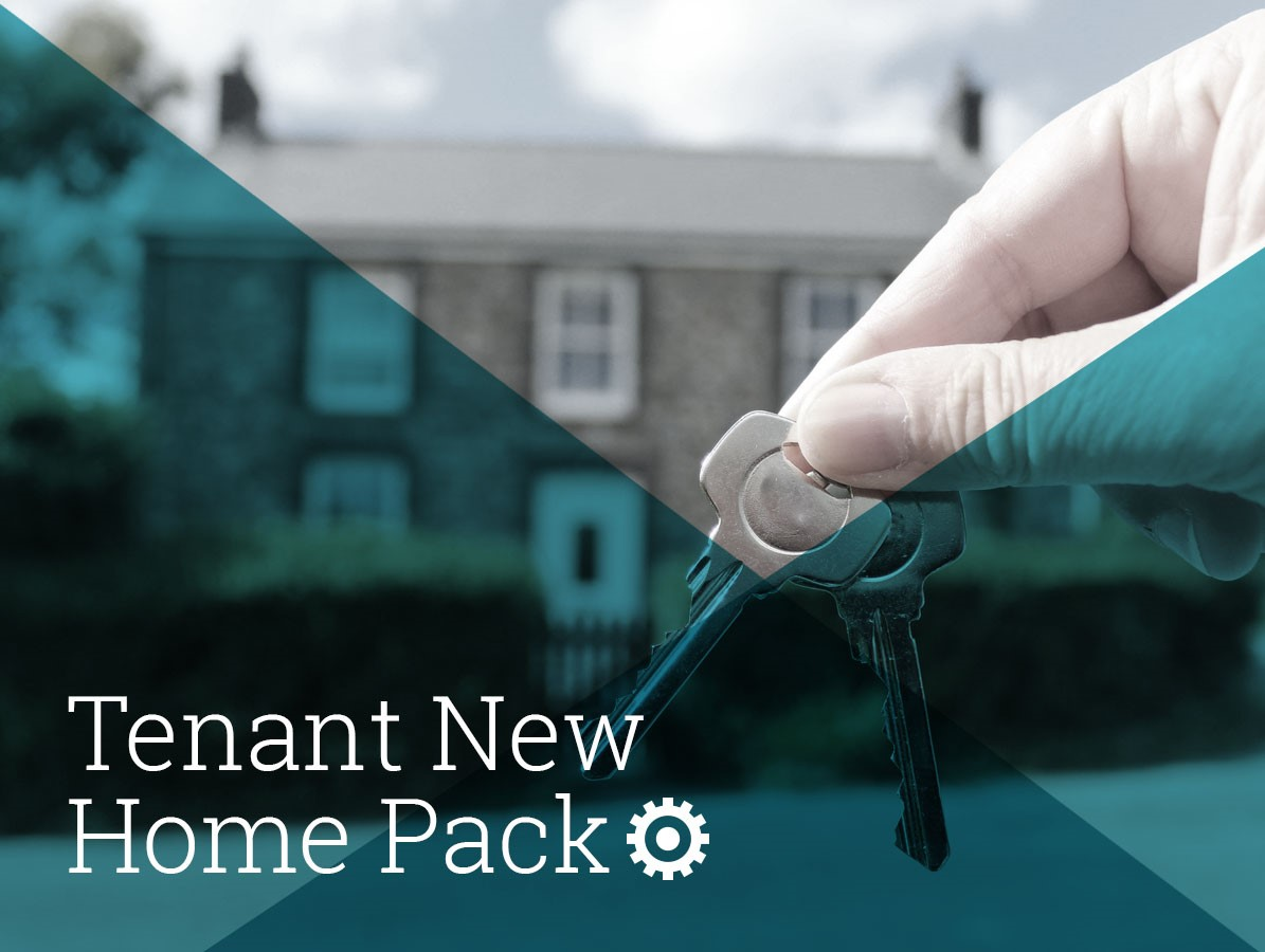 Tenant New Home Pack Service
